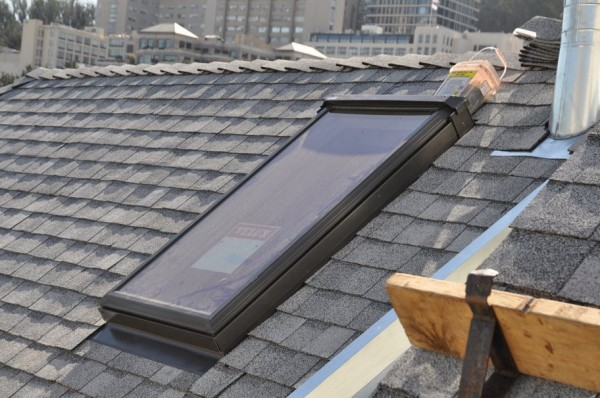 Velux Skylight